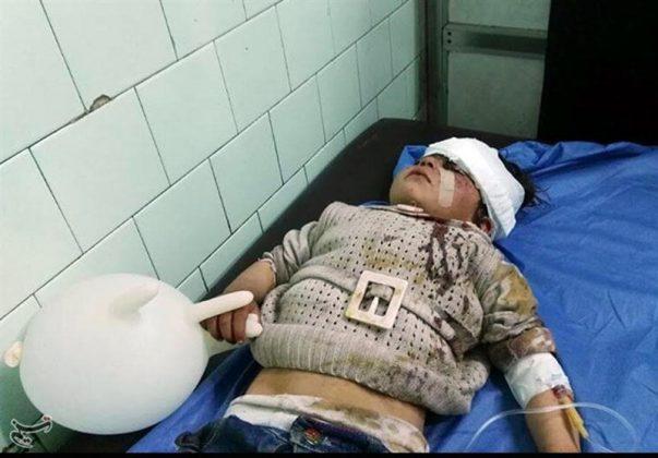 مشاهدات صحفي ايراني عن فاجعة الفوعة وكفريا السوريتين3