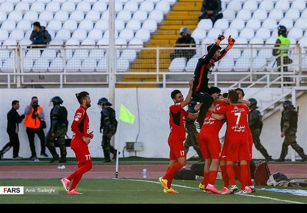 برسبوليس .. بطل الدوري الايراني الممتاز 4