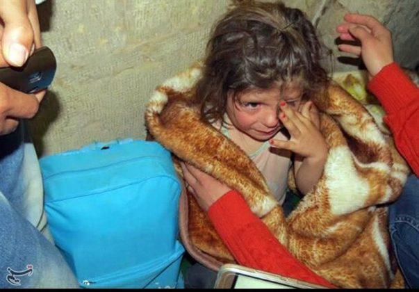 مشاهدات صحفي ايراني عن فاجعة الفوعة وكفريا السوريتين5