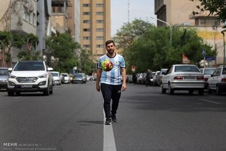 رونالدو وميسي سوياً في إيران!5
