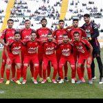 برسبوليس .. بطل الدوري الايراني الممتاز