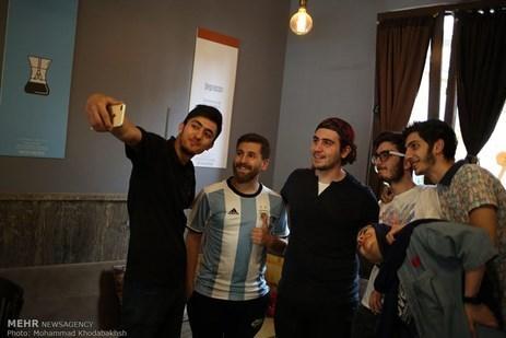 رونالدو وميسي سوياً في إيران!8