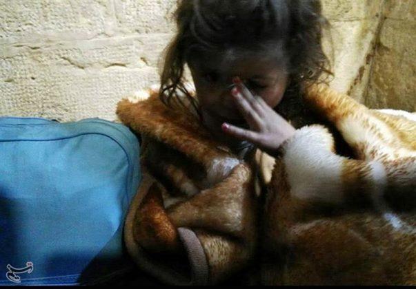 مشاهدات صحفي ايراني عن فاجعة الفوعة وكفريا السوريتين9