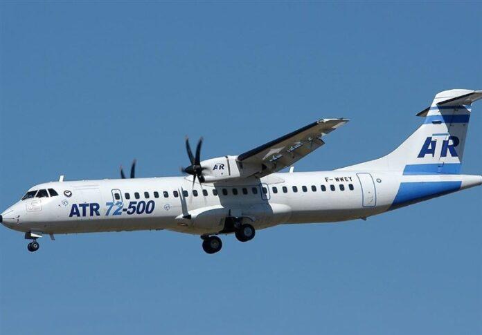ATR aircraft