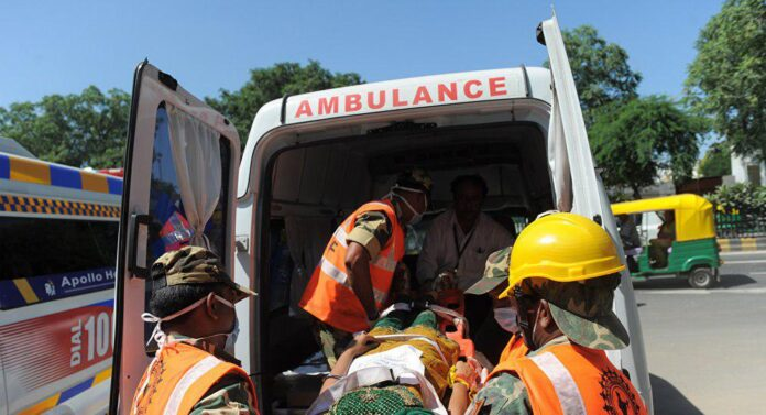 Bus Accident in North India Kills at Least 44 -1