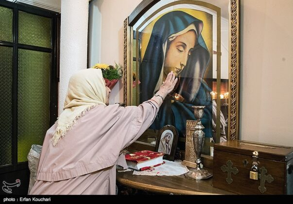 Christians in Tehran Celebrate Easter (12)
