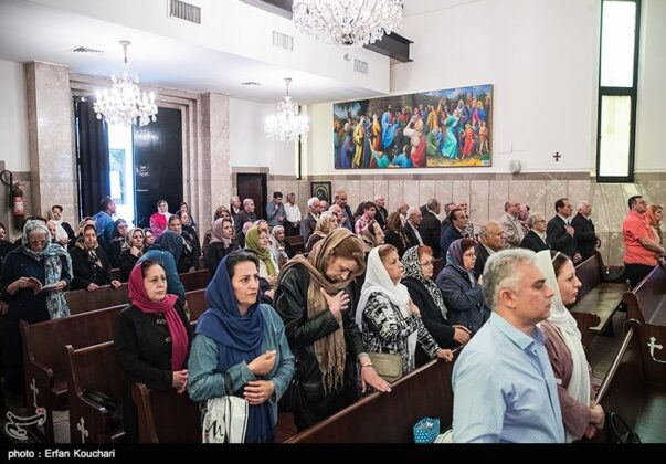 Christians in Tehran Celebrate Easter (14)