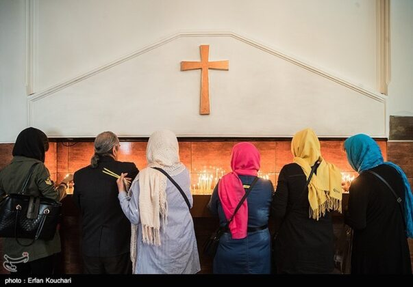 Christians in Tehran Celebrate Easter (15)