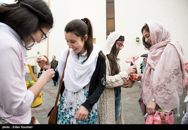 Christians in Tehran Celebrate Easter (16)