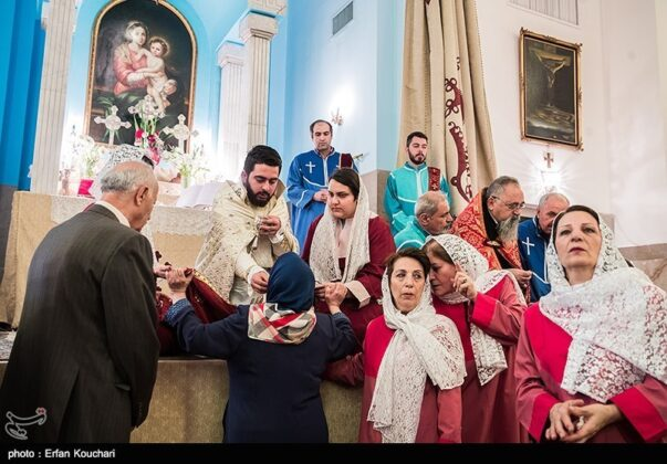 Christians in Tehran Celebrate Easter (17)
