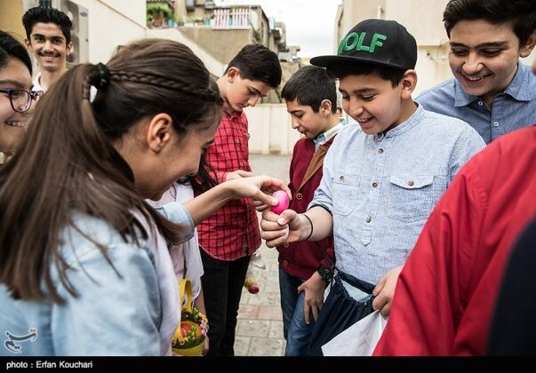 Christians in Tehran Celebrate Easter (22)