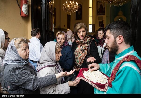Christians in Tehran Celebrate Easter (23)