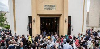Christians in Tehran Celebrate Easter (24)