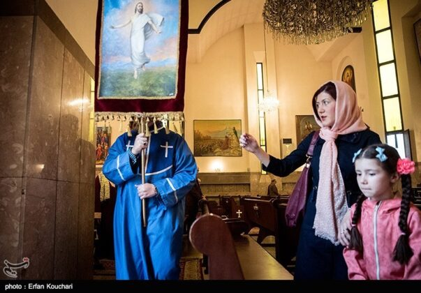 Christians in Tehran Celebrate Easter (5)