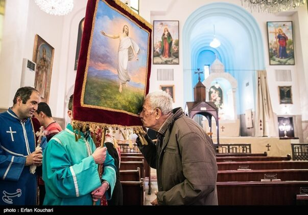 Christians in Tehran Celebrate Easter (6)
