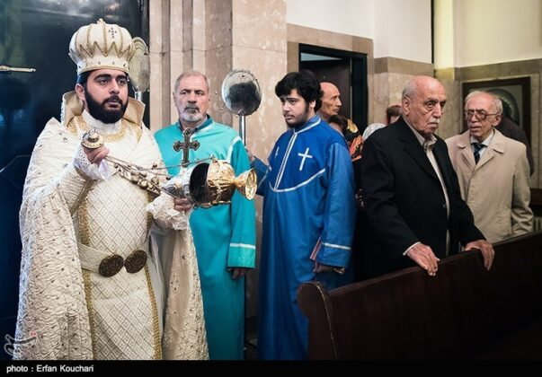Christians in Tehran Celebrate Easter (7)