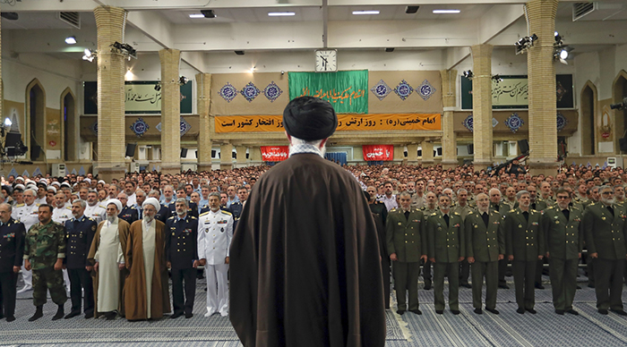 Enemies Trying to Sabotage Iran Elections