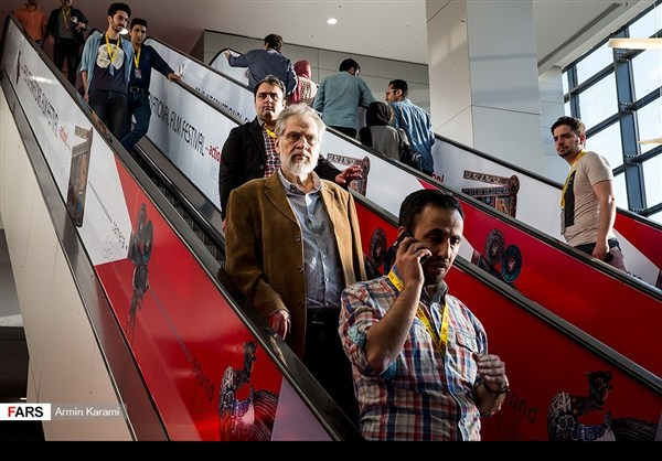 Fajr Int'l Film Festival Starts Work in Tehran (12)