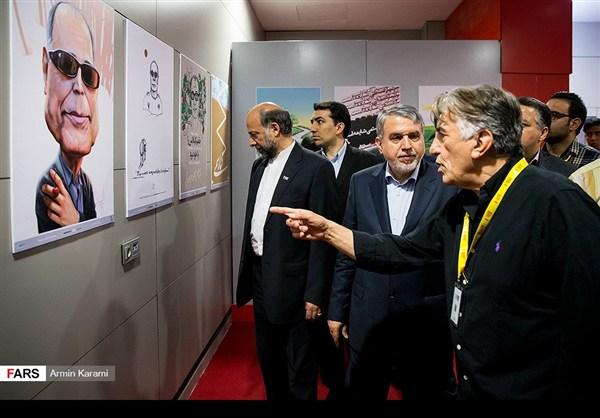Fajr Int'l Film Festival Starts Work in Tehran (19)