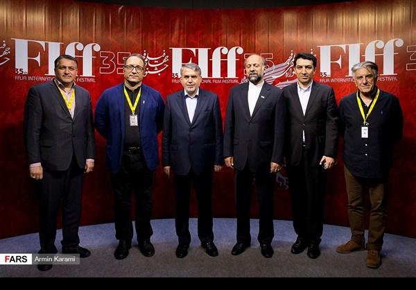Fajr Int'l Film Festival Starts Work in Tehran (22)