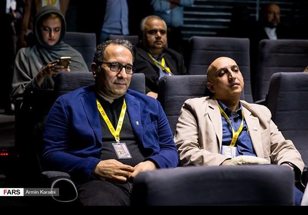 Fajr Int'l Film Festival Starts Work in Tehran (29)