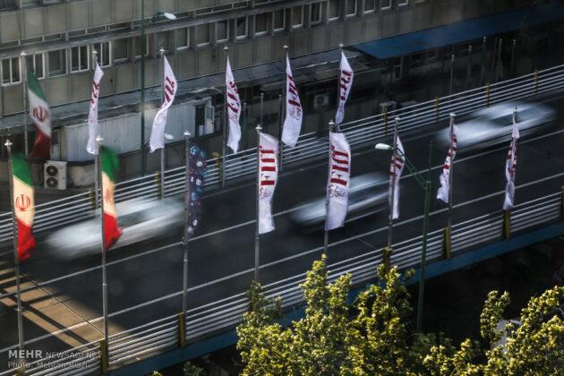 Fajr Int'l Film Festival Starts Work in Tehran (6)