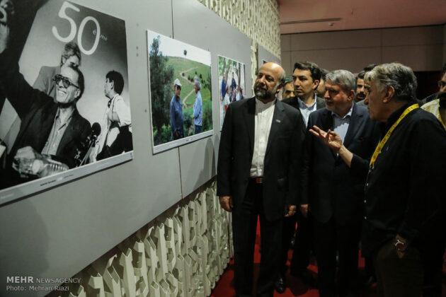 Fajr Int'l Film Festival Starts Work in Tehran (7)