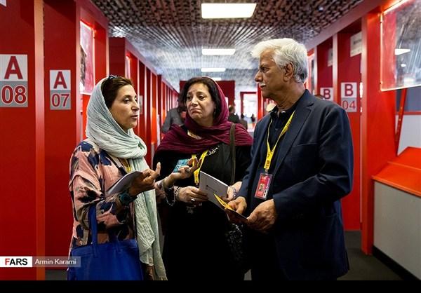 Fajr Int'l Film Festival Starts Work in Tehran (8)