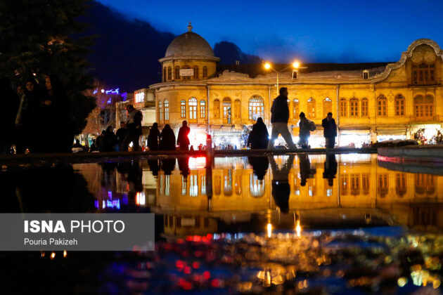 Iran's Beauties in Photos Old City of Hamadan (15)