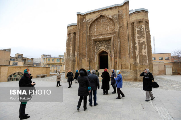 Iran's Beauties in Photos Old City of Hamadan (16)