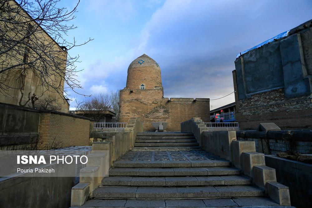 Iran S Beauties In Photos Old City Of Hamadan Ifp News