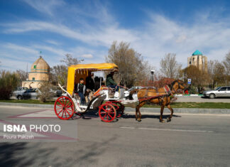 Iran's Beauties in Photos Old City of Hamadan (4)