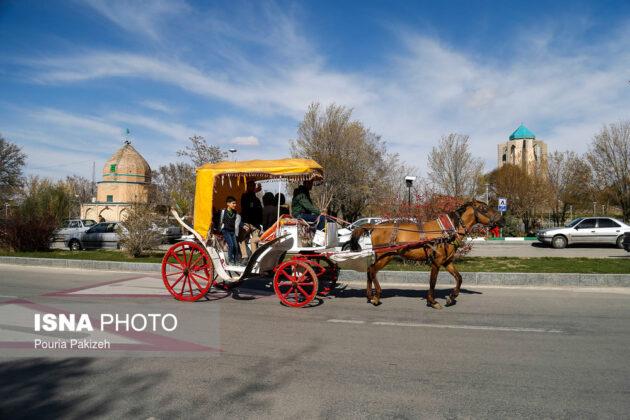 Iran's Beauties in Photos Old City of Hamadan (4)
