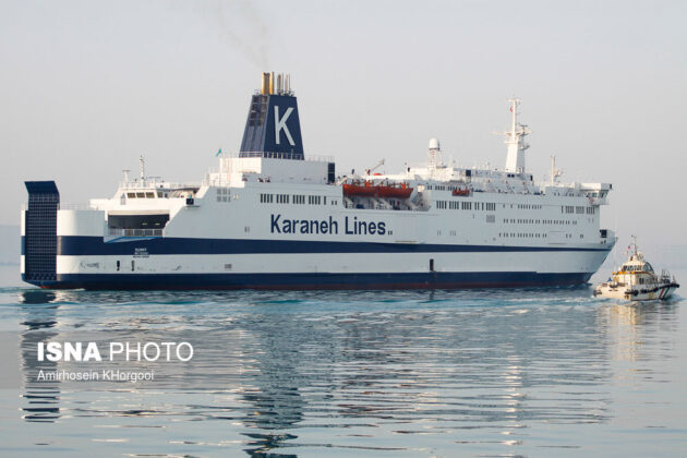 Iran's First Cruise Ship Since 1979 Completes Maiden Trip (1)