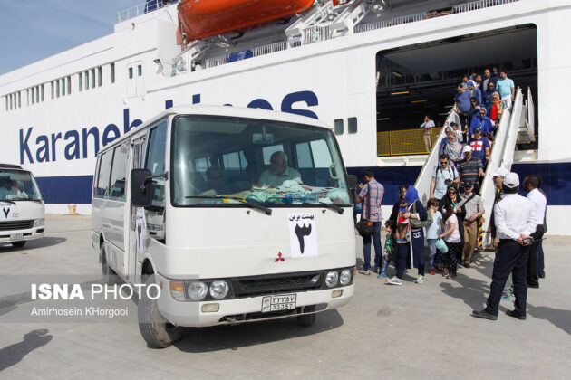 Iran's First Cruise Ship Since 1979 Completes Maiden Trip (10)