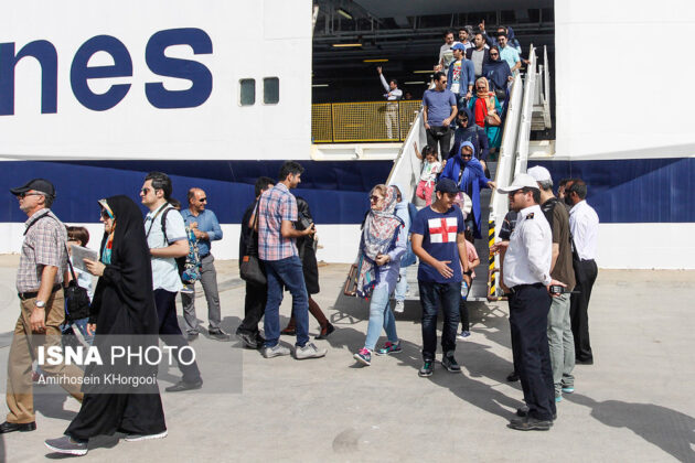 Iran's First Cruise Ship Since 1979 Completes Maiden Trip (11)