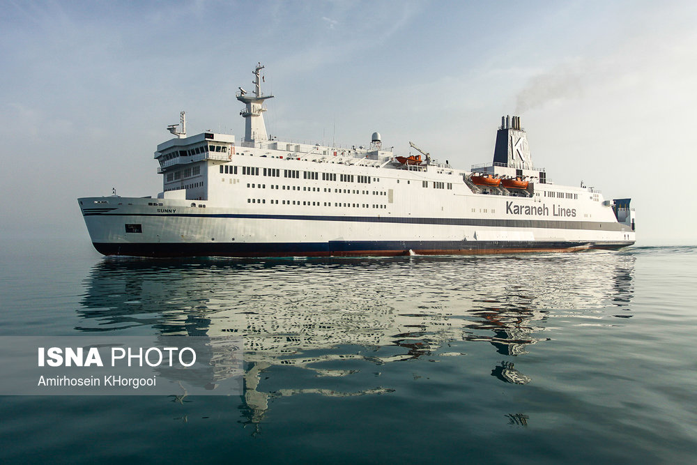 Iran's First Cruise Ship Since 1979 Completes Maiden Trip (2)