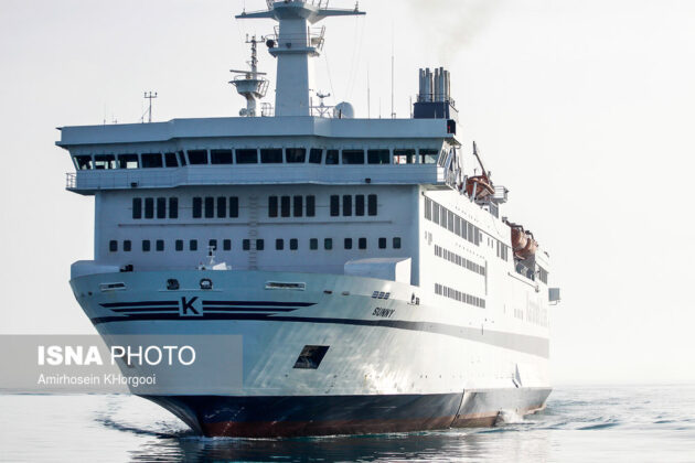 Iran's First Cruise Ship Since 1979 Completes Maiden Trip (3)