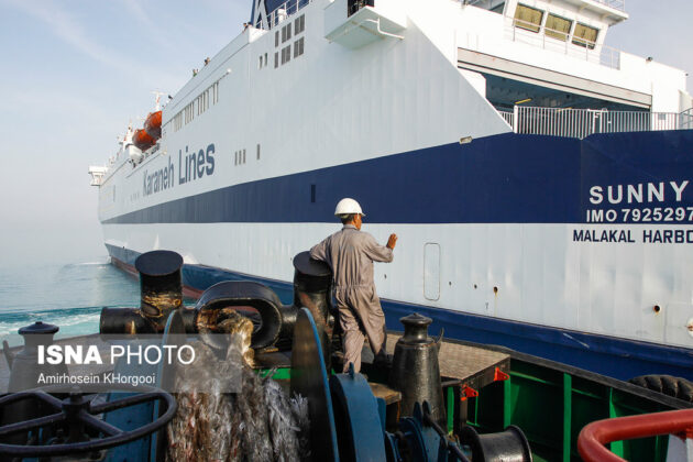 Iran's First Cruise Ship Since 1979 Completes Maiden Trip (4)