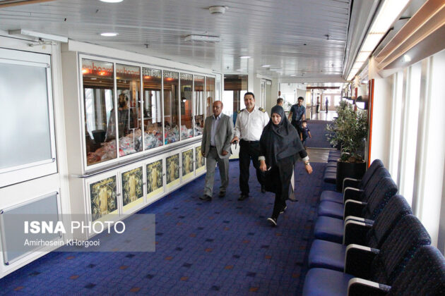 Iran's First Cruise Ship Since 1979 Completes Maiden Trip (8)