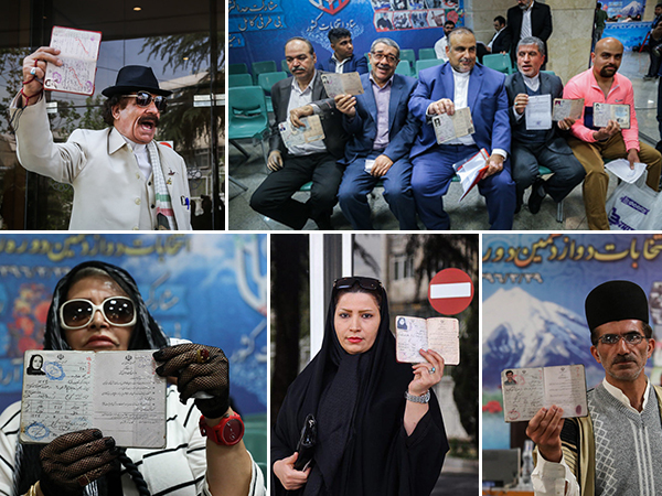 Literally 'Everyone' in Iran Can Run for President! 0