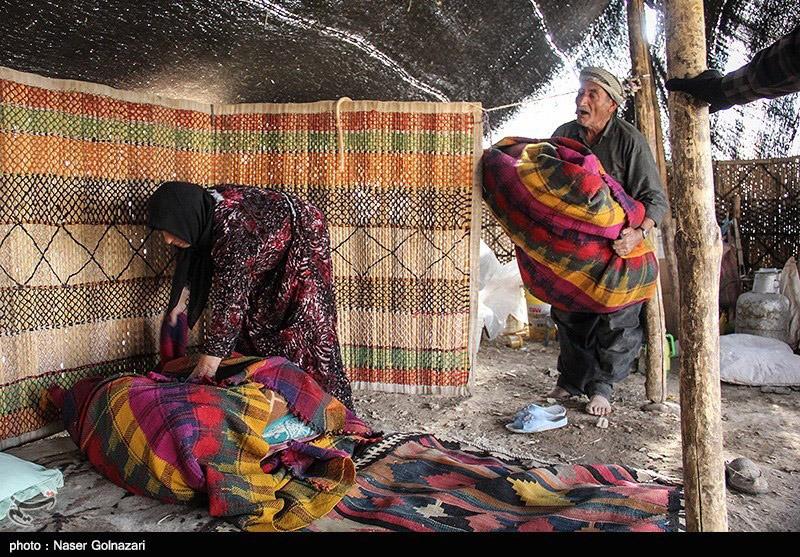 nomadic life in western iran