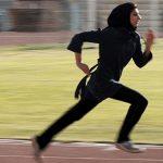 عدّاءة ايرانية تتأهل الى بطولة كأس العالم المرتقبة في كينيا