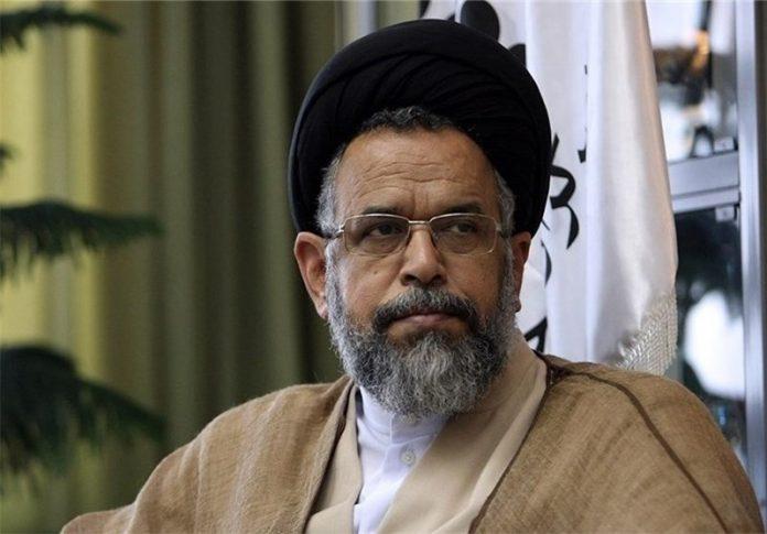 وزير الأمن الايراني