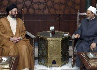 پیشنهاد عمار حکیم به شیخ الازهر برای حل مشکلات منطقهای