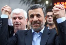 كيهان تنتقد ترشح احمدي نجاد للانتخابات الرئاسية