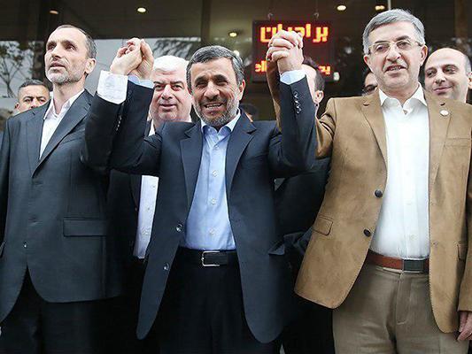 مفاجئة.. احمدي نجاد يترشح للانتخابات الرئاسية