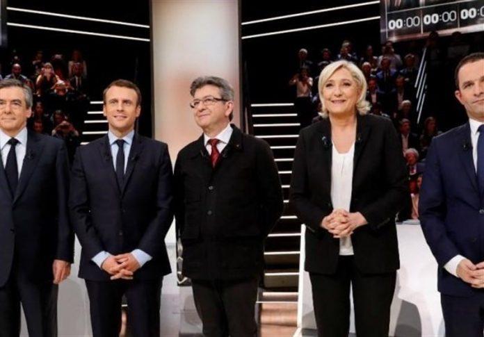 وجهات نظر مرشحي الرئاسة الفرنسية حول ايران و المنطقة