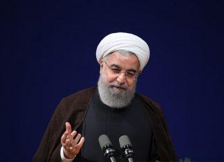 الرئيس روحاني يبدأ نشاطه الانتخابي بشكل رسمي
