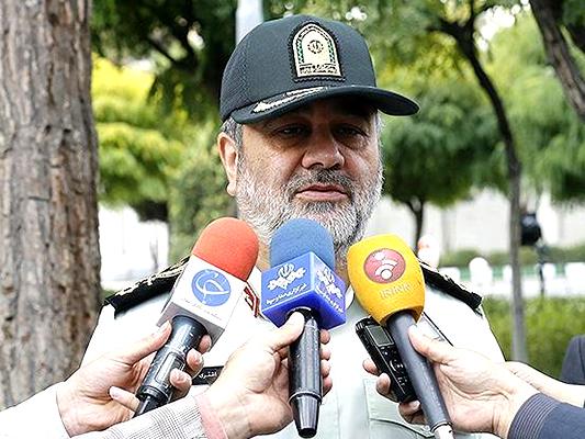 300 الف شرطي يوفرون الأمن للانتخابات في ايران